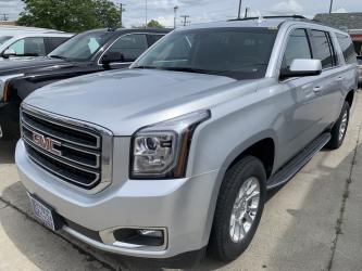 2017 GMC YUKON XL LUXURY 4X4 SUV